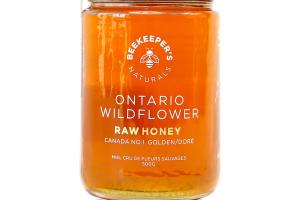 ONTARIO WILDFLOWER RAW HONEY