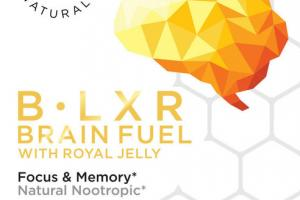 BRAIN FUEL WITH ROYAL JELLY DIETARY SUPPLEMENT