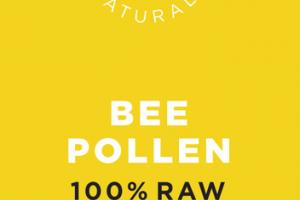 100% RAW BEE POLLEN