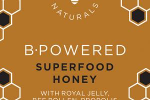 B. POWDERED SUPERFOOD HONEY DIETARY SUPPLEMENT
