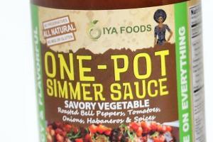 One - Pot Simmer Sauce Savory Beef