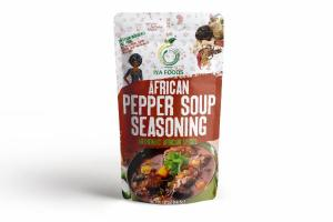 AFRICAN PEPPER SOUP SEASONING AUTHENTIC SPICES