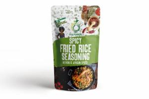 SPICY FRIED RICE SEASONING AUTHENTIC AFRICAN SPICES