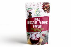 DRIED HIBISCUS FLOWER POWDER