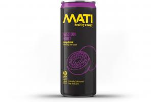 Passion Fruit Energy Drink