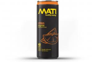 Citrus Healthy Energy Drink