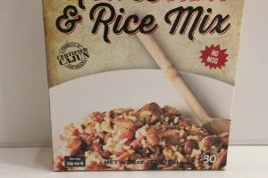 Red Beans & Rice Mix