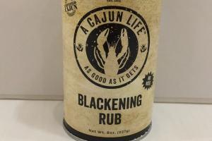 Blackening Rub