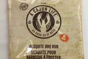 Mesquite Bbq Rub