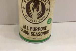 All Purpose Cajun Seasoning