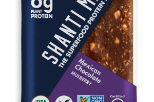 The Superfood Protein Bar
