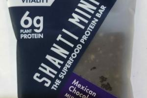 MEXICAN CHOCOLATE MULBERRY THE SUPERFOOD PROTEIN BAR