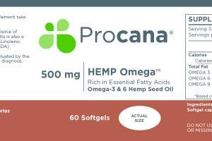 Omega-3 & 6 Hemp Seed Oil Hemp Omega