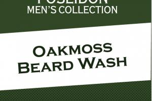 Men's Collection Oakmoss Beard Wash