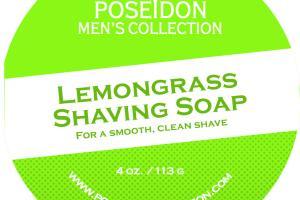 Lemongrass Shaving Soap