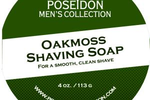 Oakmoss Shaving Soap