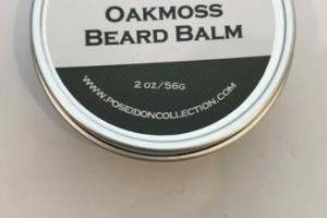 OAKMOSS BEARD BALM