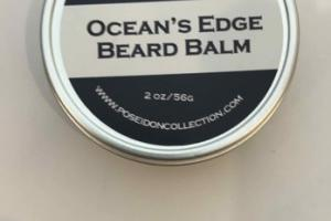 OCEAN'S EDGE BEARD BALM