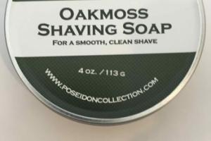 OAKMOSS SHAVING SOAP
