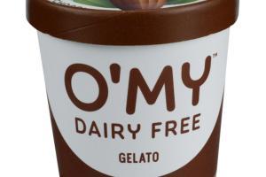 CHOCOLATE DAIRY FREE GELATO