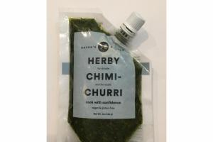 HERBY FOR DRIZZLE CHIMI - AND FOR SIZZLE CHURRI