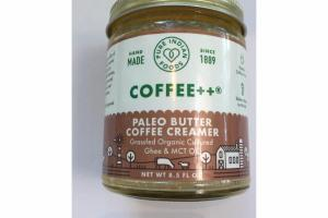 PALEO BUTTER COFFEE CREAMER