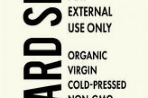 ORGANIC COLD-PRESSED VIRGIN 100% MUSTARD SEED OIL