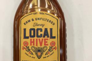 Raw & Unfiltered New England Honey