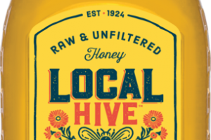 GREAT LAKES RAW & UNFILTERED HONEY