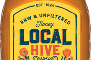 TEXAS RAW & UNFILTERED HONEY