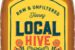 AUTHENTIC WILDFLOWER RAW & UNFILTERED HONEY