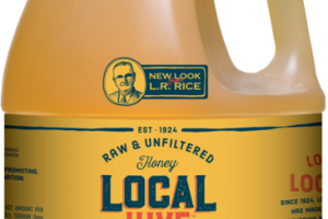 AUTHENTIC CLOVER RAW & UNFILTERED HONEY