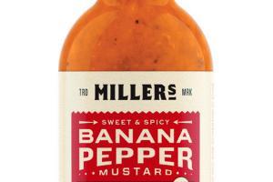 Banana Pepper Mustard