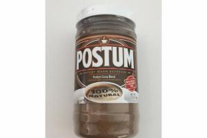 POSTUM COCOA BLEND INSTANT WARM BEVERAGE