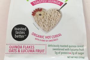 Organic Hot Cereal