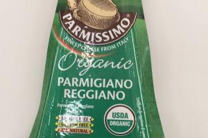 Organic Parmigiano Reggiano