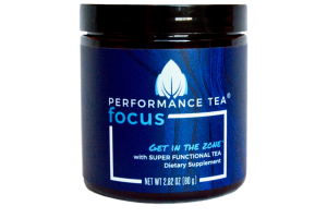 FOCUS WITH SUPER FUNCTIONAL TEA DIETARY SUPPLEMENT