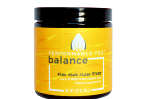 BALANCE WITH SUPER FUNCTIONAL TEA DIETARY SUPPLEMENT