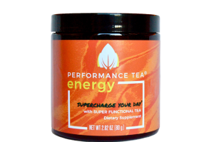 ENERGY WITH SUPER FUNCTIONAL TEA DIETARY SUPPLEMENT