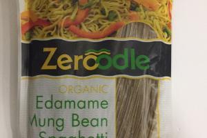 Edamame Mung Bean Spaghetti