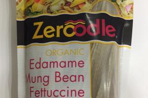 Organic Edamame Mung Bean Fettuccine