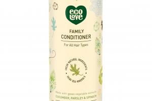 Family Conditioner, Cucumber, Parsley & Spinach