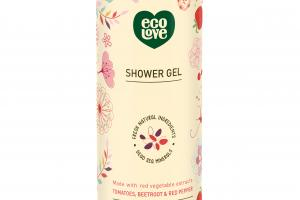 Shower Gel, Tomatoes, Beetroot & Red Pepper