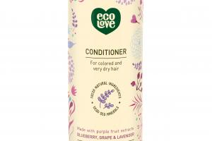 Conditioner For Colored And Very Dry Hair, Blueberry, Grape & Lavender