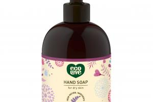 Hand Soap For Dry Skin, Blueberry, Grape & Lavender