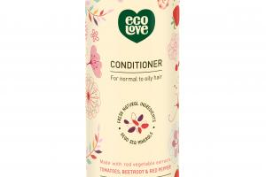 Conditioner For Normal To Oily Hair, Tomatoes, Beetroot & Red Pepper