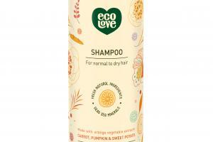 Shampoo For Normal To Dry Hair, Carrot, Pumpkin & Sweet Potato