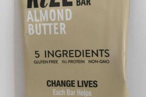 ALMOND BUTTER RAW ENERGY BAR