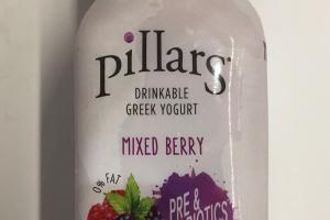 Drinkable Greek Yogurt