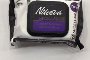 Cleansing & Makeup Removing Wipes, Micellar
